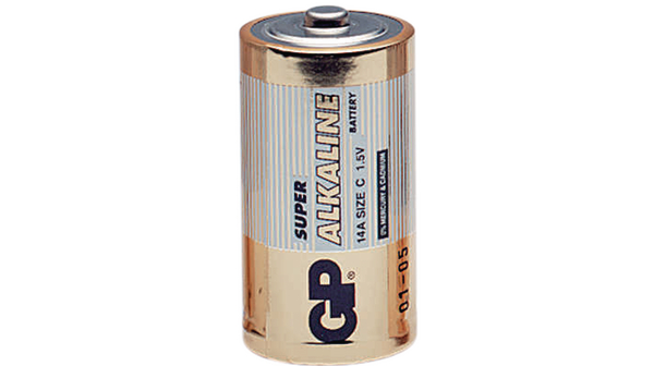 14a S2 Super Alkaline Laiteparisto 1 5 V Lr14 C Gp Batteries